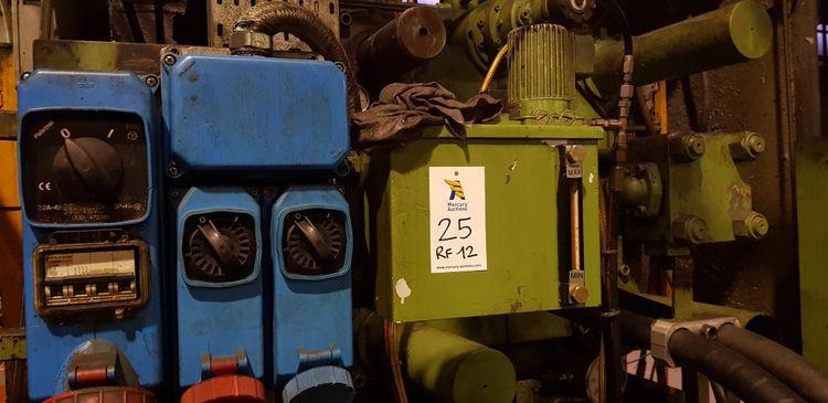 Idra OL 320 III Die-casting press