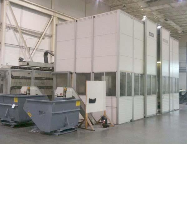 "Union KC-130X CNC Table-Type Horizontal Boring Mill 5.11"" Max. 6000 rpm"
