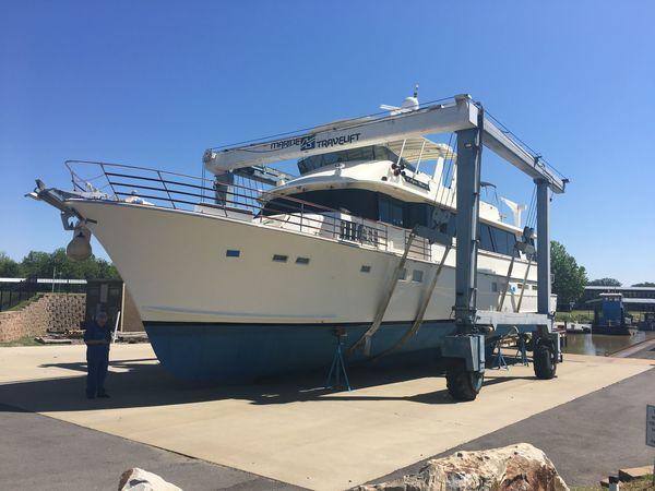 Marine Travelift 70 BFM