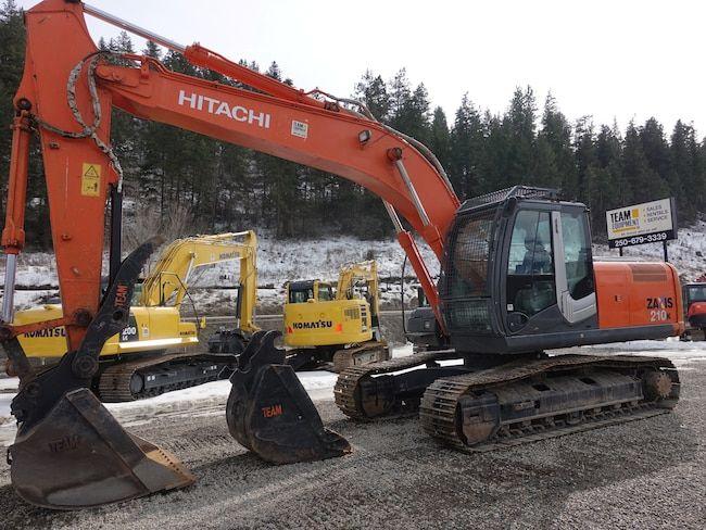 Hitachi ZX210-3 Excavator