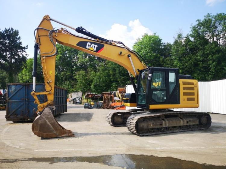 Caterpillar 320ELRR Tracked Excavator