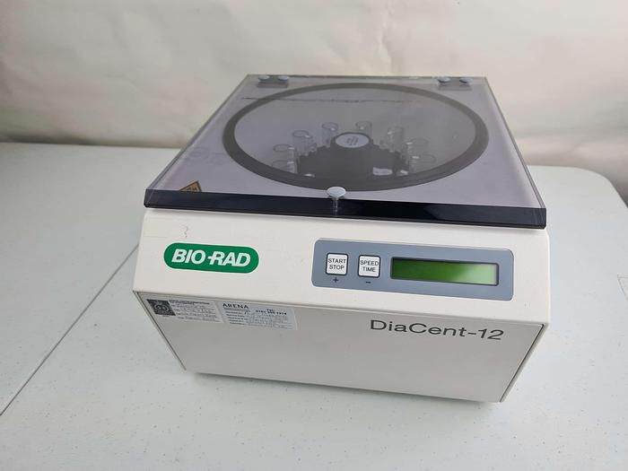 Biorad DiaCent-12 Centrifuge