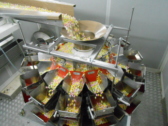 Ishida CCW-S-210-GS Multihead Weigher 14 Heads
