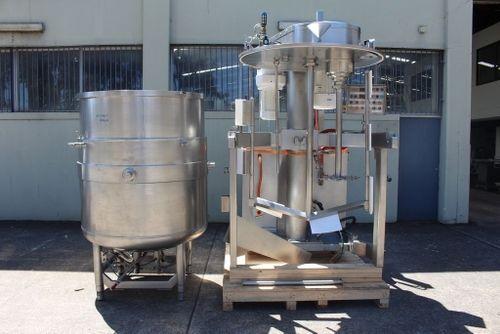 Ausmade Processing Vessel