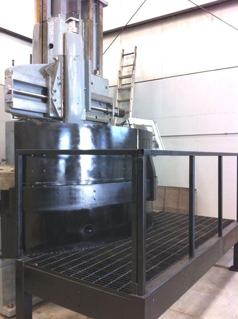 "Berthiez 96"" CNC VTL"