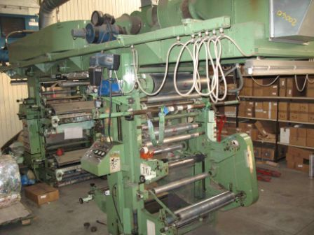 Omat FLEXOGRAPHIC PRESS 4 800 mm