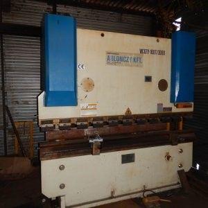 WC67Y-160T/3000 160 Ton