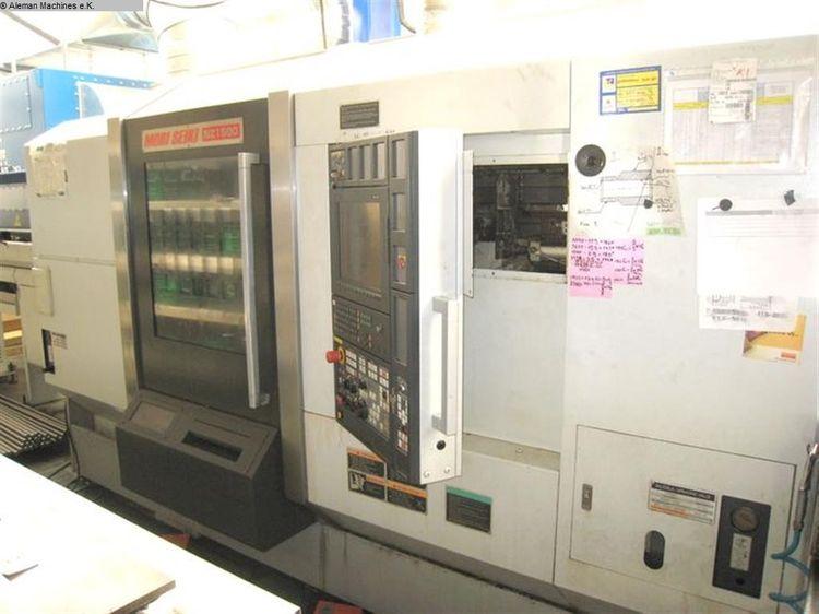 Mori Seiki MSX 701 III MAPPS III 6.000 U/min NZ 1500 T2Y2 2008 2 Axis