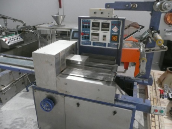 Others S4519 350x80mm or 150x40mm / height 30mm Flowpack Horizontal Packaging Machine