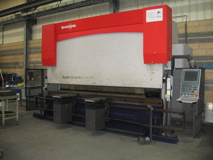 Bystronic PR 250 X 4100 250 Ton