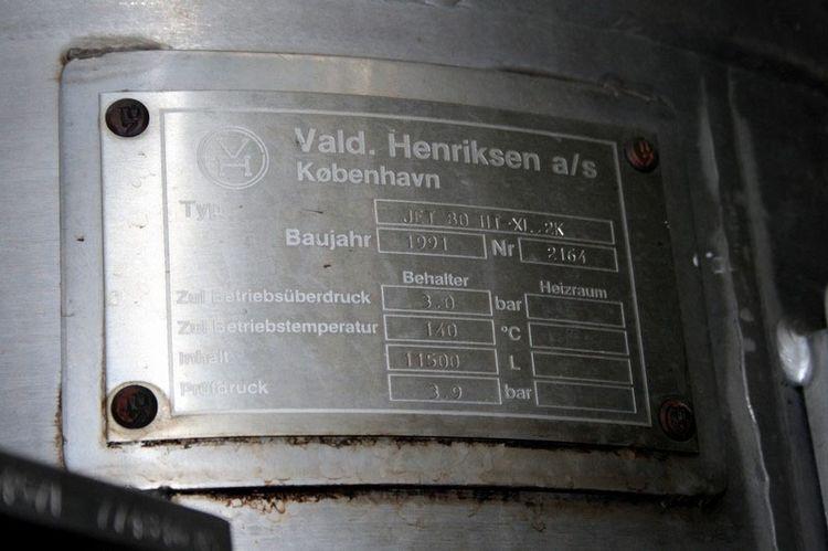 Vald henriksen Dyeing Apparatus 300 Cm