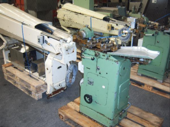 Others Forming Machine with Double Twist Packing Machine