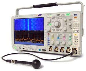 Tektronix MDO4104B-3 Oscilloscope