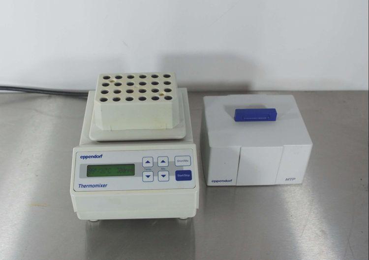 Eppendorf 5350 Thermomixer w/ MTP Block