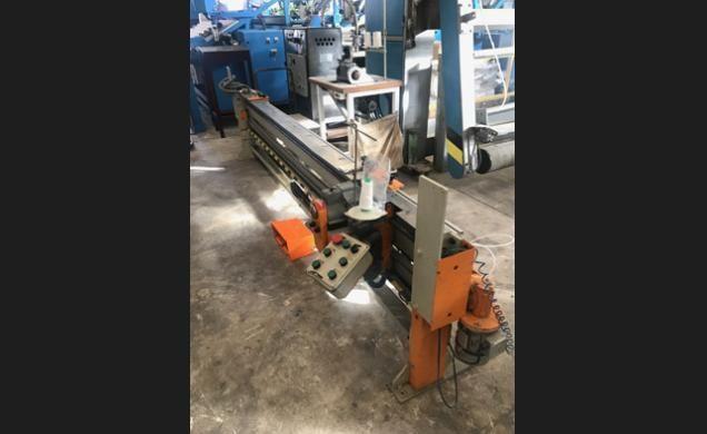 Merrow Open width sewing machines