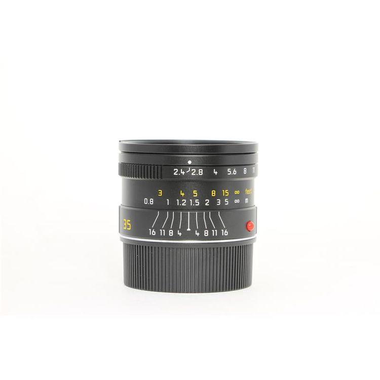 Leica 35mm Summarit-M F/2.4 ASPH