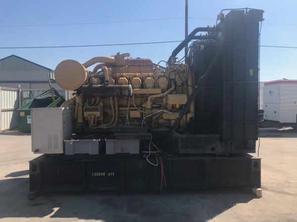 Caterpillar 3512C HD Diesel Marine Engine