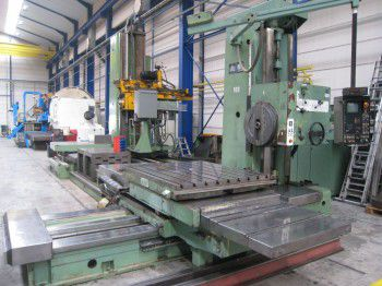 Union BFT 110-5 110 mm 25 rpm