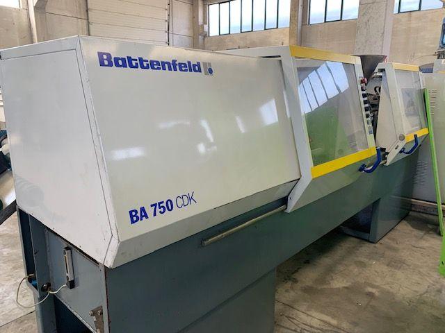Battenfeld BA 750 CDK 75 T