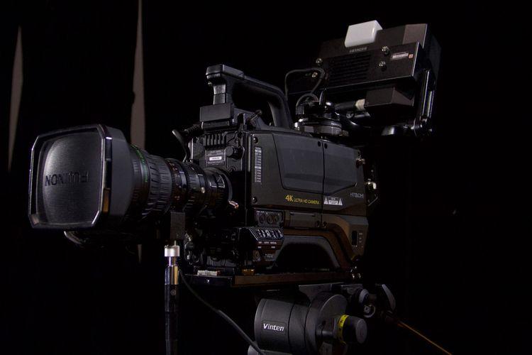 Hitachi SK-UHD4000 4K 4 Studio Camera Package