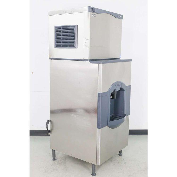 Scotsman CO330MA-1C Medium Cube Ice Maker