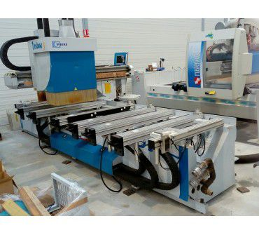 Weeke OPTIMAT BHC VENTURE 3 - 4 AXIS