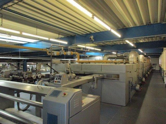 Brückner 260 Cm Stenter machine
