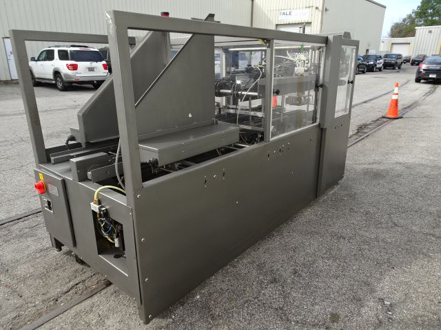 Wepackit 310 E CASE ERECTOR / TAPER