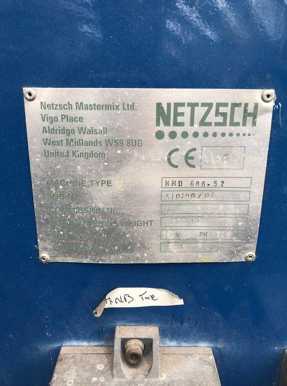 Netzch NETZSCH MASTERMIX NMD 600 MIXER