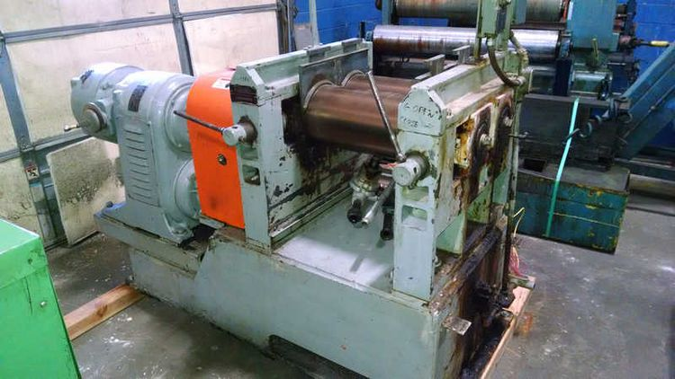 """Rubber Mill Reliable Rubber, 18"""" Wide Variable"""