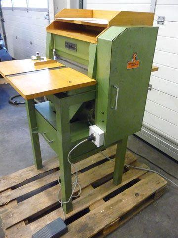 Foellmer Perforating machine