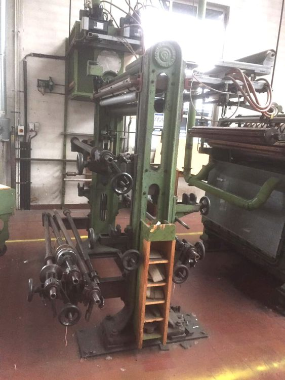 Strecker 1.300 mm sheeter - dismantled - for a small price