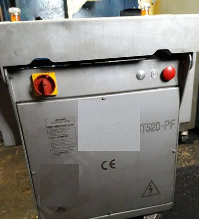 Grasselli RST 520-PF Skinning Machine