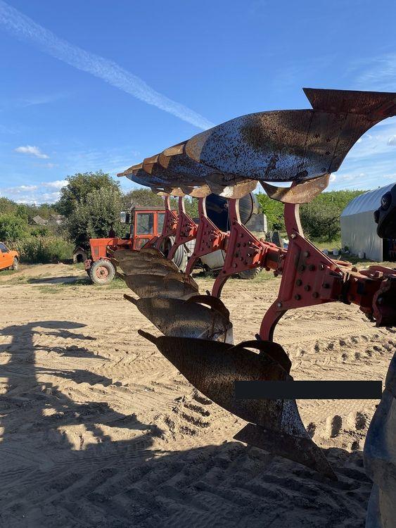 Vogel Noot XS 1050 Plough