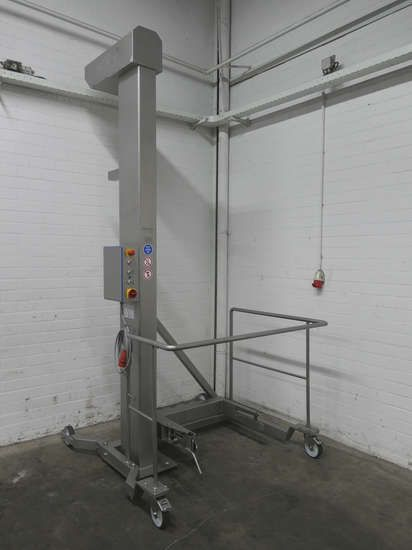 Others PW2-250 Mobile Lifter