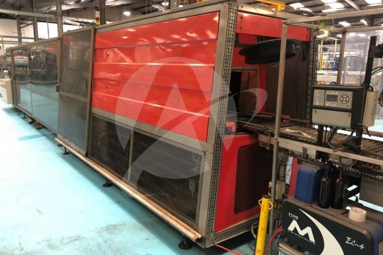 Combi 185 (WR25); 210 (AMBRA L),PACKING LINE FOR TRAY, SHRINK AND WRAPS FOR CARTONS 450 mm