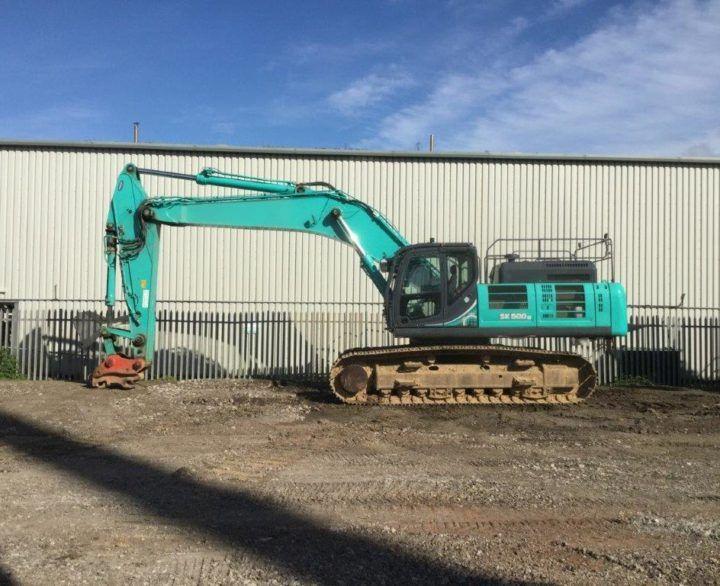 Kobelco SK500LC-10 Crawler excavators