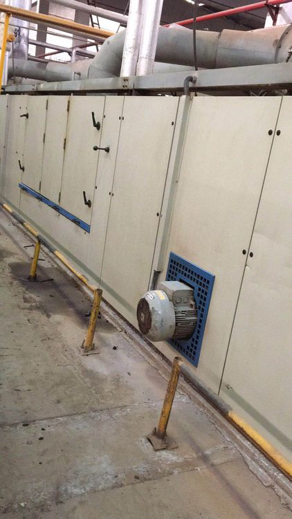 Ehwa-suntex 180 Cm Stenter machine