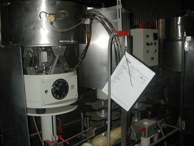 Bertolaso SIGMA 105 Gula capper