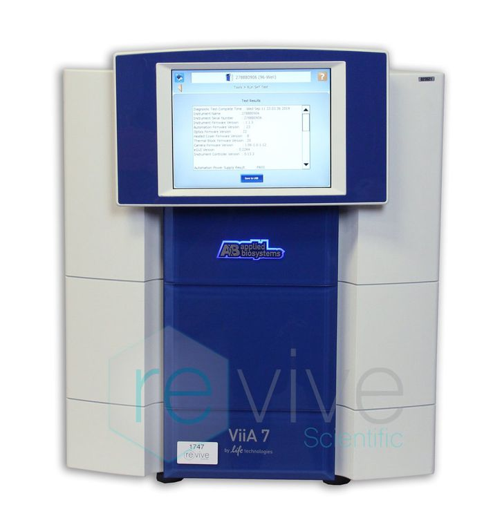 Applied Biosystems ViiA 7 Real Time PCR System