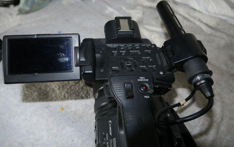Sony hxr-nx5p HD mpeg4 camcorder