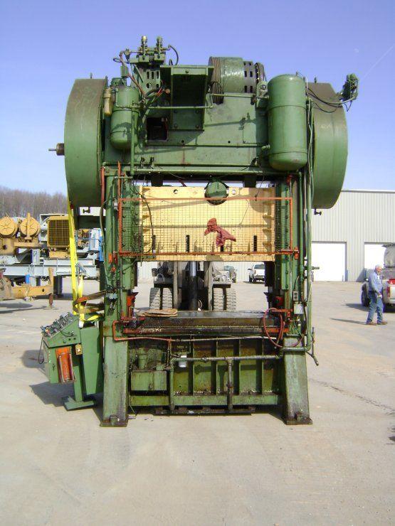 Perkins 125 Max. 125 Ton