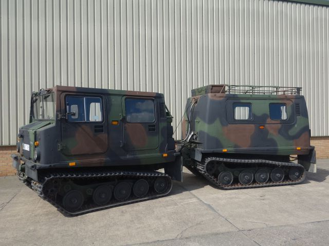 Hagglunds BV206 5 Cyl Diesel Personnel Carrier