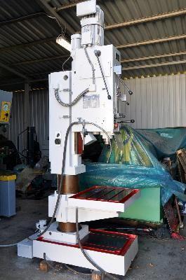 Sabo, WMW Heckert WMW HECKERT SABO STANDARD BS 63 1400 rpm