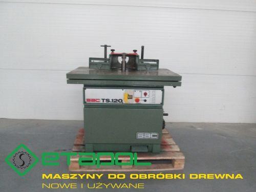 Sac TS 120, Spindle moulder