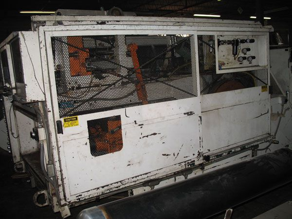 Brown C4201 THERMOFORMING LINE