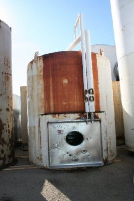 Creamery Refrigerated Silo 6,000 Gallon