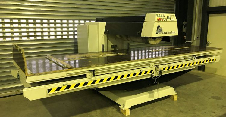 Bauer High-Gloss Polishing Machine