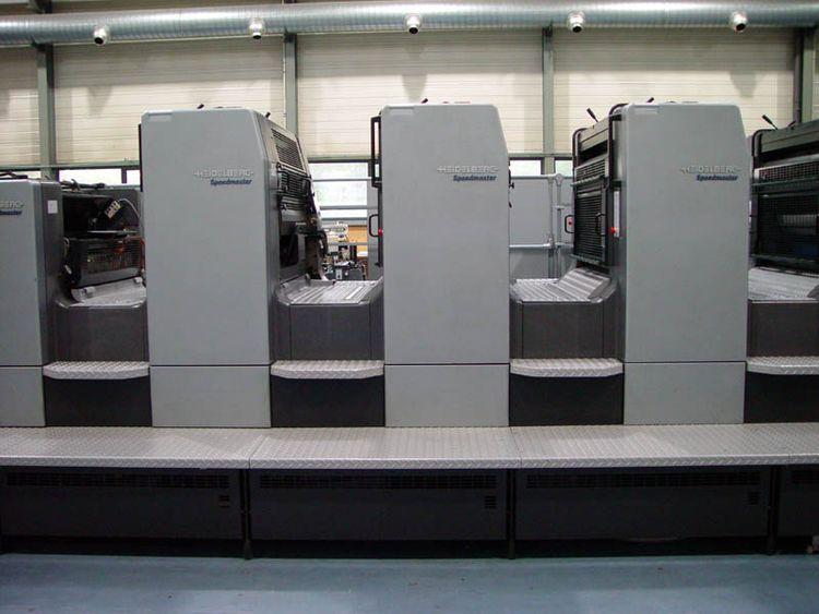 Heidelberg CD102-5LX 71 x 102