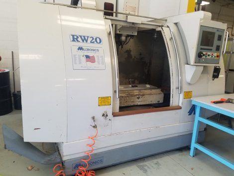 Milltronics RW20 3 Axis